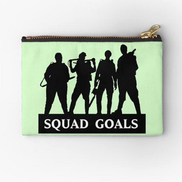 Ghostbusters 2016 Squad Goals Zipper Pouch