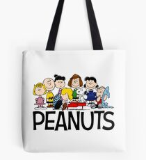 The Complete Peanuts Tote Bag