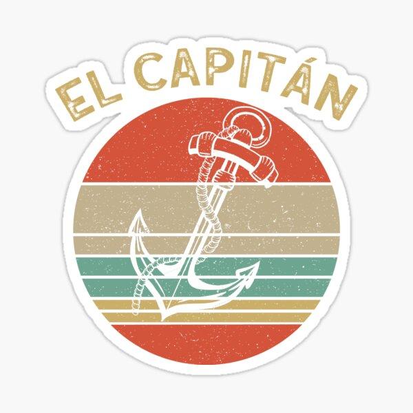 El Capitan Sticker