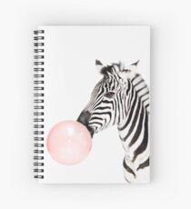 Cuaderno de espiral Estampado de cebra, Burbuja de goma, Arte de la guardería, Arte de la pared de cebra, Animal, Sala de niños, Arte moderno, Decoración de la pared