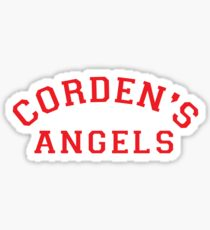 Corden's Angels Sticker