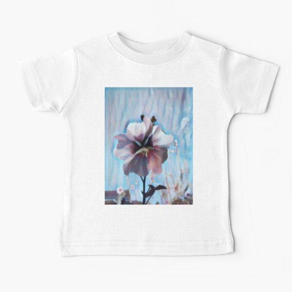 Cottage Garden Flower - One Baby T-Shirt