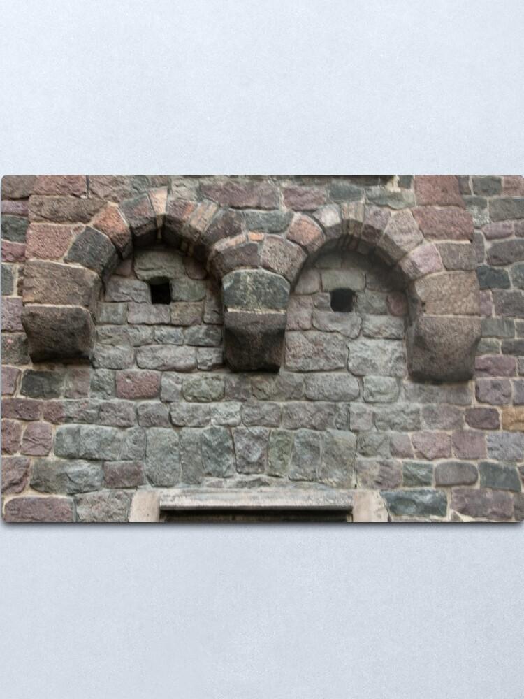 Alternate view of Friendly Face, Bolzano/Bozen, Italy Metal Print