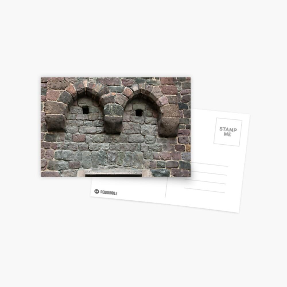 Friendly Face, Bolzano/Bozen, Italy Postcard