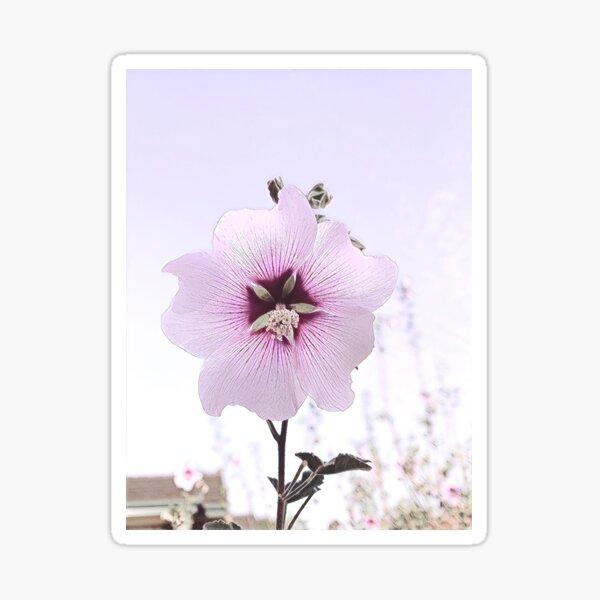 Cottage Garden Flower - Eight Sticker