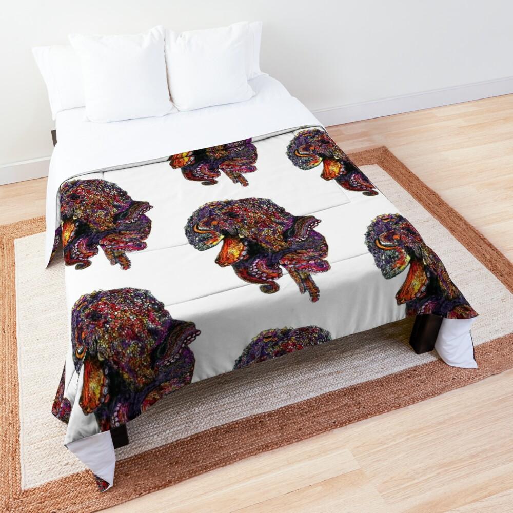 Lisa the Octopus Comforter