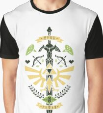 Zelda Crest Graphic T-Shirt