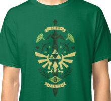 Zelda Crest Classic T-Shirt