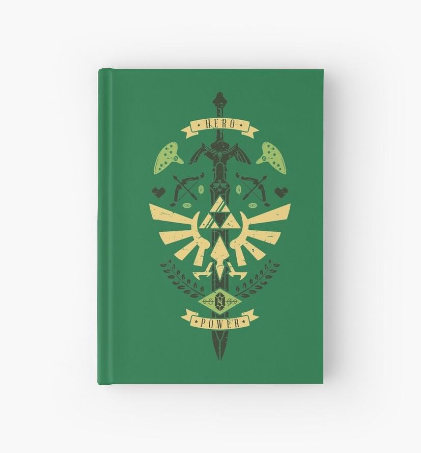 Zelda Crest by AlundrART