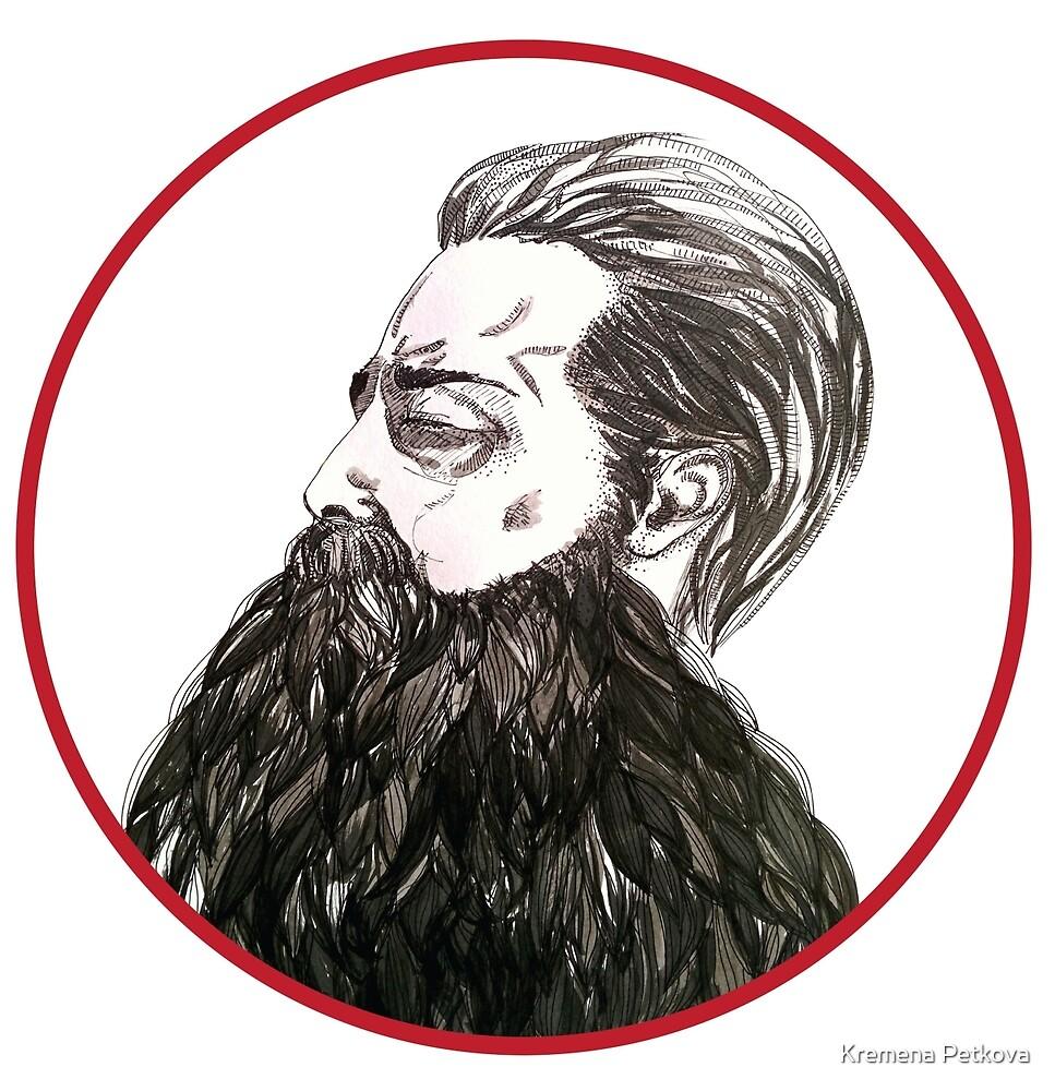Beard by Wildflower-Art