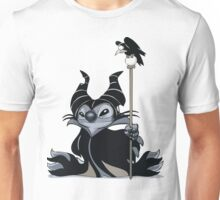 Maleficent Stitch Unisex T-Shirt
