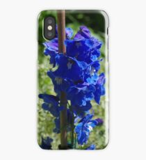 Delphinium iPhone Case/Skin