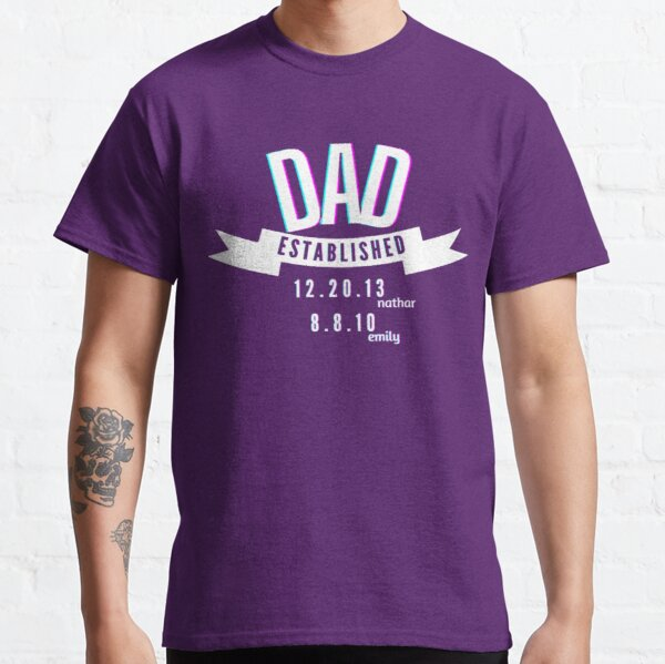 DAD Established Classic T-Shirt