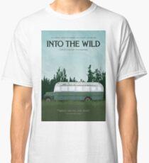 Into The Wild - Magic Bus Classic T-Shirt