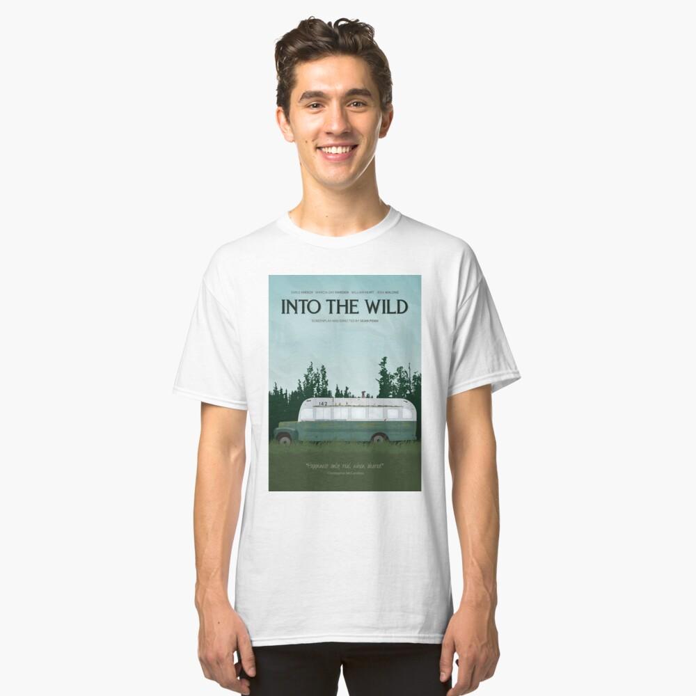 In die Wildnis - Magic Bus Classic T-Shirt