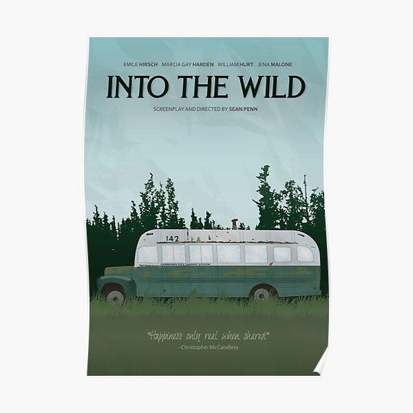 Dans la nature - Bus magique Poster