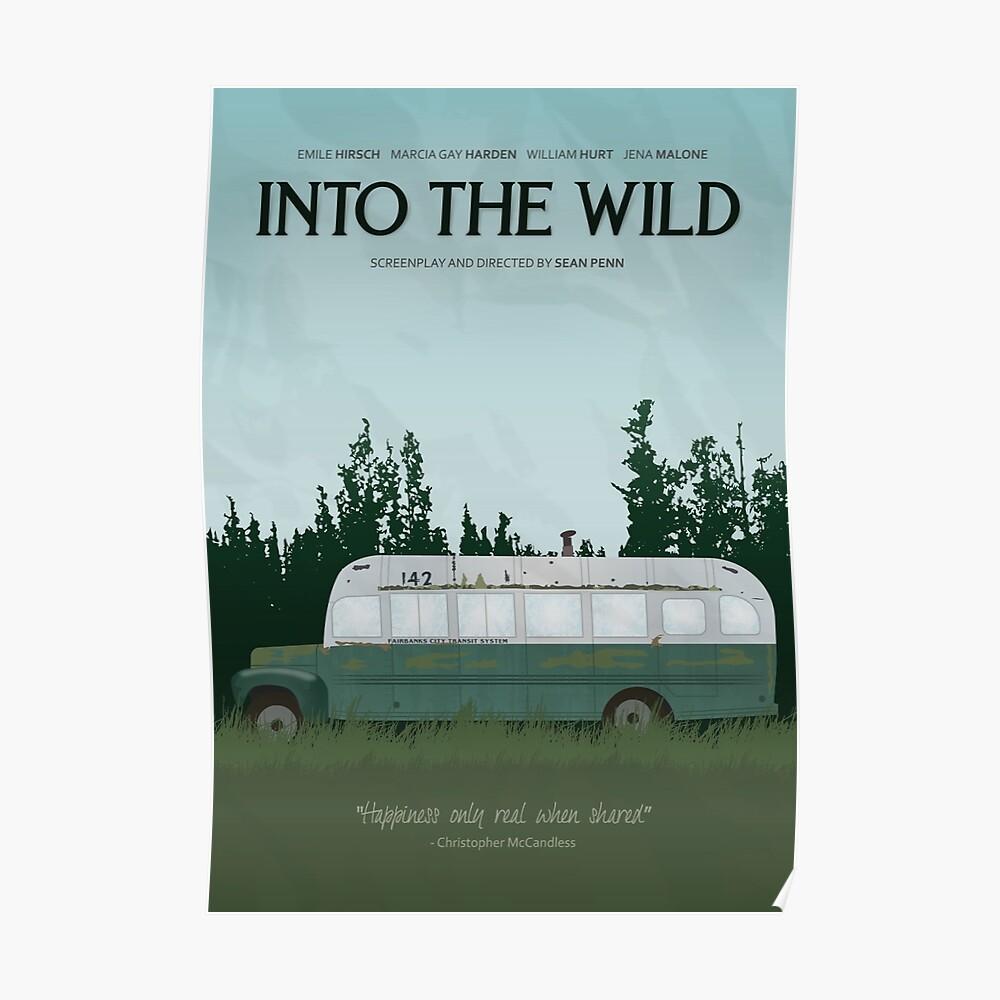 In die Wildnis - Magic Bus Poster