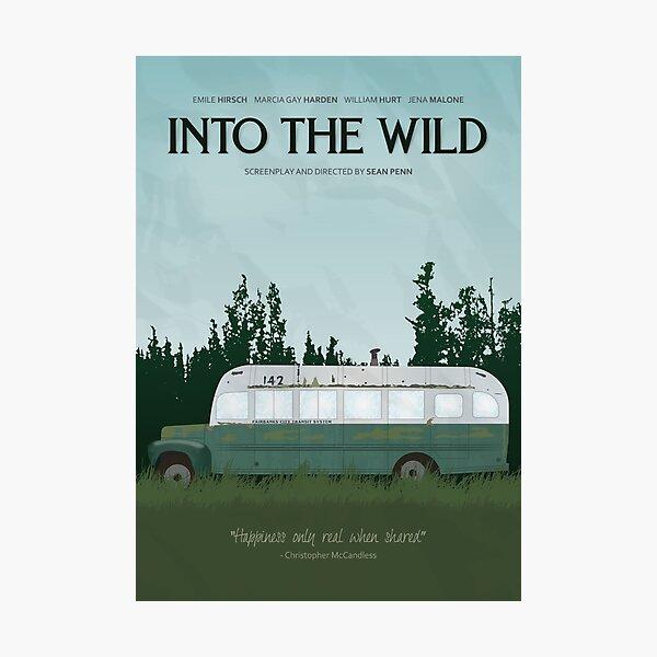 Dans la nature - Bus magique Impression photo