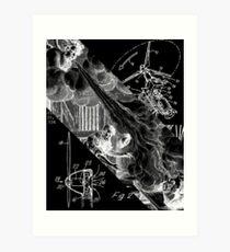 Wind Powered - Dark Art Print
