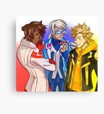 Pokemon GO!  Canvas Print