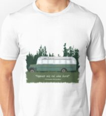 Into The Wild - Bus 142 T-Shirt