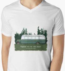 Dans la nature - Bus 142 T-shirt col V homme