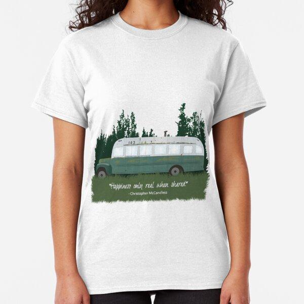 MAGLIETTA STAY WILD maglia trekking deer tree hipster nature cool T-SHIRT MAN