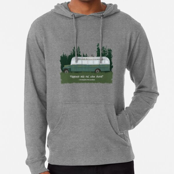 Into The Wild - Bus 142 Lightweight Hoodie