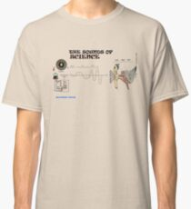 the sounds of science Classic T-Shirt