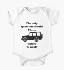 Where to Next? - Discovery Kids Clothes