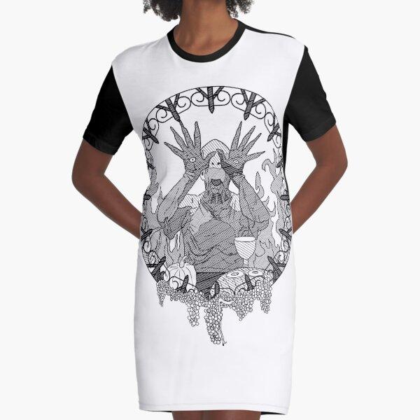 The grey man - Pan's Labyrinth  Graphic T-Shirt Dress