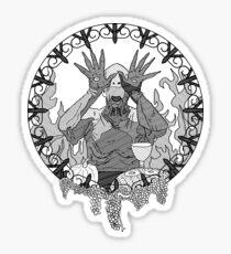 The grey man - Pan's Labyrinth  Sticker