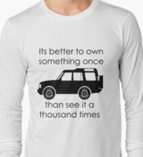 Discovery - Own IT T-Shirt