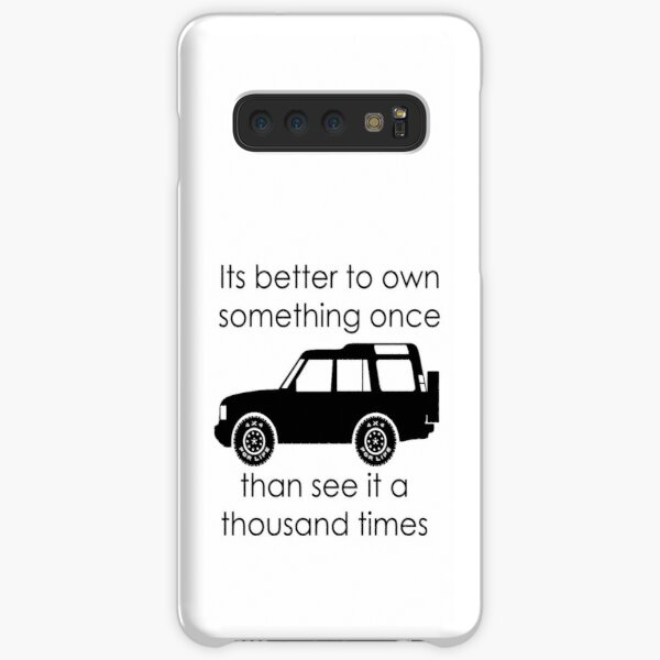 Discovery - Own IT Samsung Galaxy Snap Case