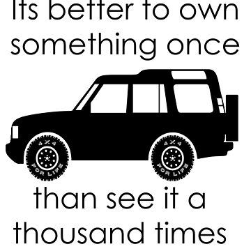 Discovery - Own IT by 4x4Life