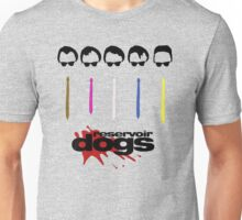 -TARANTINO- Reservoir Dogs Unisex T-Shirt