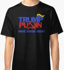 Trump Putin 2016 - Make Russia Great Again Classic T-Shirt