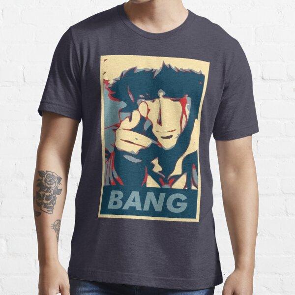 Bang - Spike Spiegel Essential T-Shirt