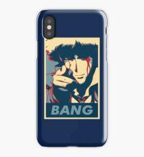 Bang - Spike Spiegel iPhone Case/Skin