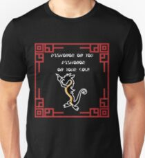 Dishonor on your cow! Unisex T-Shirt