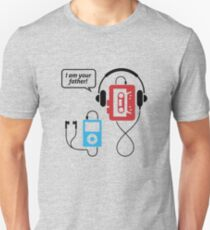 MP3 player, I am your father T-Shirt
