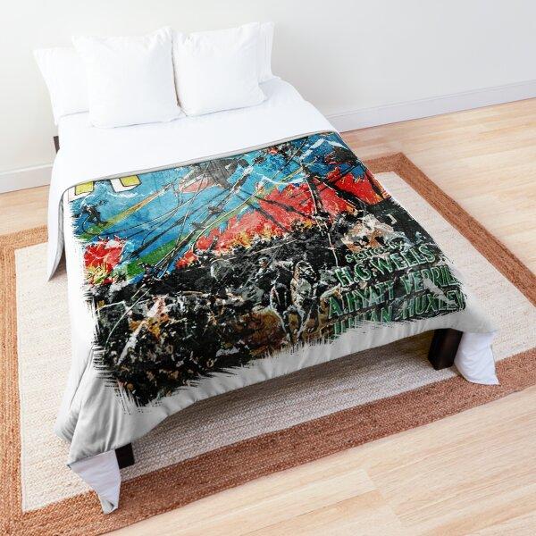 Amazing Stories - War of The Worlds Comforter