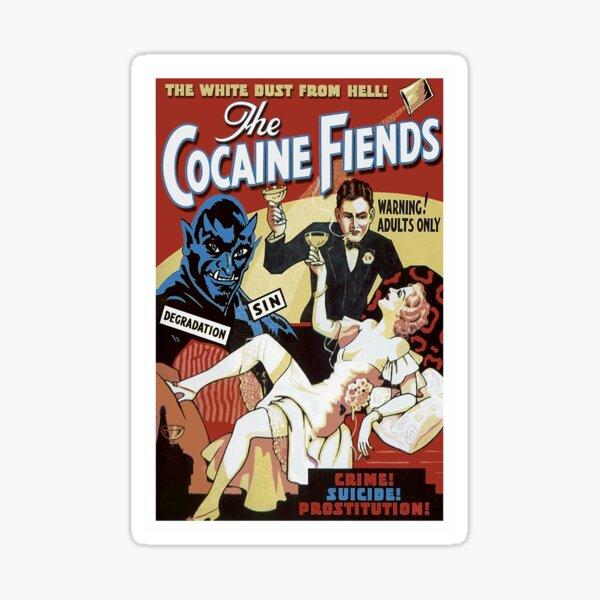 The Cocaine Fiends (1935) Sticker