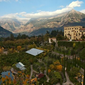 Schloss Trauttmansdorff, Merano/Meran, Italy by leemcintyre