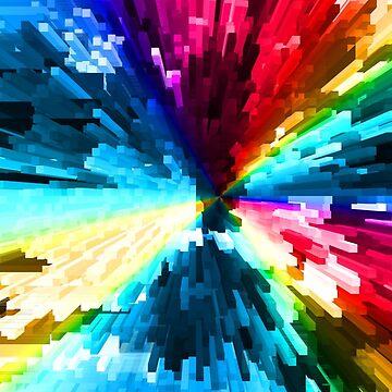 Color Burst by Dr-Pen