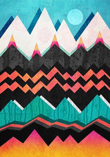 Candyland - Licorice dream by Elisabeth Fredriksson