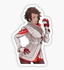 Pokemon go Sticker