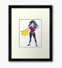 Pokemon go Framed Print
