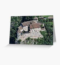 Schloss Runkelstein (Castello Roncolo), Bolzano/Bozen, Italy Greeting Card