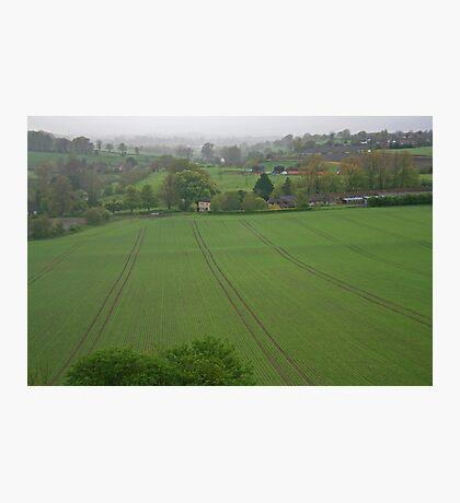 Wiltshire Landscape Photographic Print